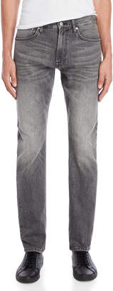 Calvin Klein Jeans Grey Athletic Taper Jeans