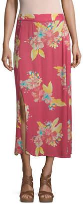 A.N.A Womens Mid Rise Maxi Skirt