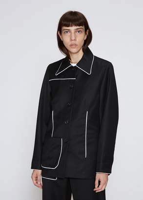 Lorod Print Chore Coat