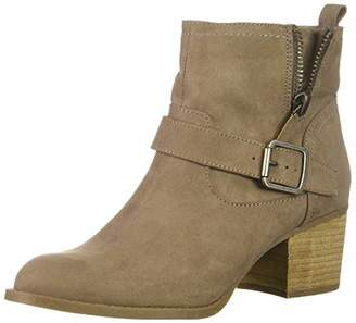Madden-Girl Women's FIBBI Ankle Boot