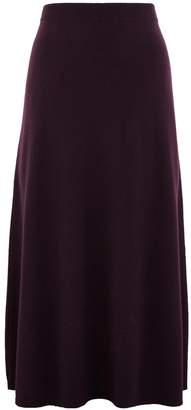 Loro Piana Canary cotton skirt