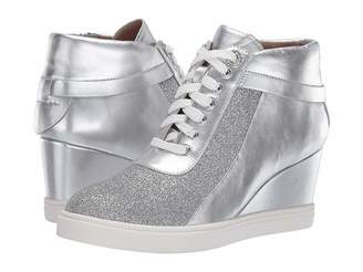 abbd8b0db94d Metallic Wedge Sneakers - ShopStyle