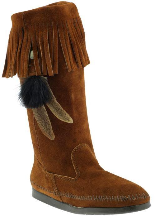 Minnetonka Moccasin Calf Hi 3-in-1 Boot