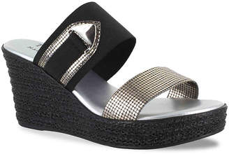 ecb2e6183cc3 Easy Street Shoes Tuscany Marisole Wedge Sandal - Women s