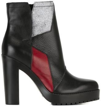 Diesel star patch boots $265.84 thestylecure.com