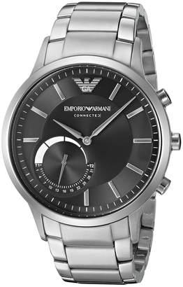 Emporio Armani Connected Hybrid Smartwatch Men's ART3000
