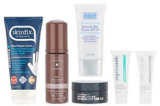 QVC Beauty Box QVC Beauty Sandra's Favorites 6-PieceCollection