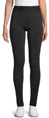 78a0ab2e7 Womens Black Textured Leggings - ShopStyle