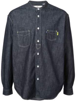 Levi's Made & Crafted x Poggy denim shirt