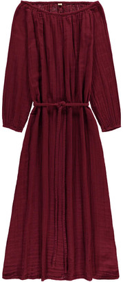 NUMERO 74 Nina Maxi Dress - Teen and Women's Collection Raspberry red $106.80 thestylecure.com