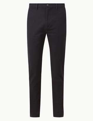 M&S CollectionMarks and Spencer Skinny Fit Cotton Rich Chinos