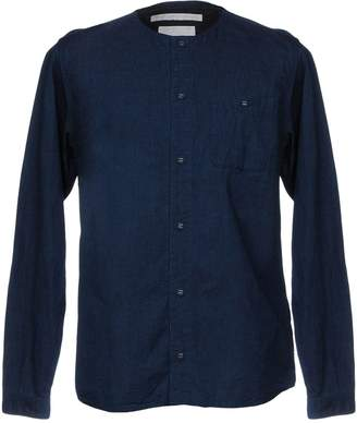 White Mountaineering Denim shirts