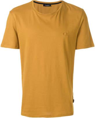 Calvin Klein Jeans embossed logo T-shirt