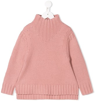 Bonpoint roll neck sweater
