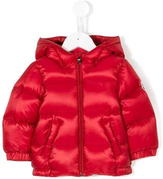 00a6b0024 Moncler Red Boys  Outerwear - ShopStyle