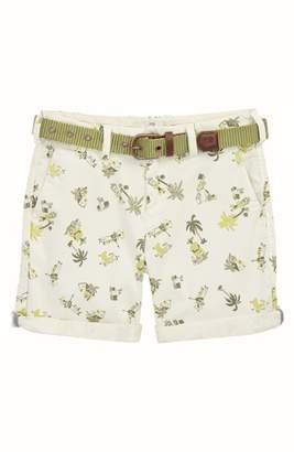 Scotch Shrunk Tropical Chino Shorts