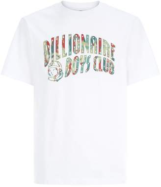 Billionaire Boys Club Lizard Camouflage Logo Printed T-Shirt