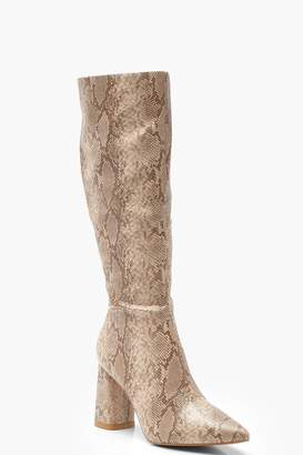 6c4395795 Over The Knee High Heel Boots - ShopStyle UK