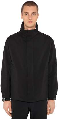 Prada Techno Fabric Down Jacket