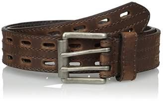 Nocona Men's Hired Double-Hole Belt