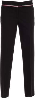 Paul Smith Cigarette Cropped Trousers