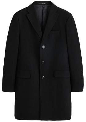 Mango Man MANGO MAN Classic wool Tailored coat