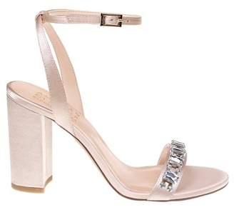 Badgley Mischka American Glamour by Virgo Block Heel Pump