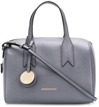 95b6d65c9f Free Shipping at Farfetch · Emporio Armani structured tote bag