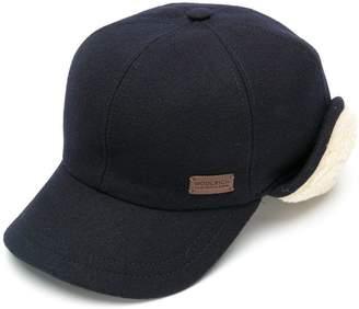 Woolrich ear flap cap
