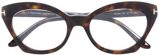 Tom Ford cateye acetate glasses