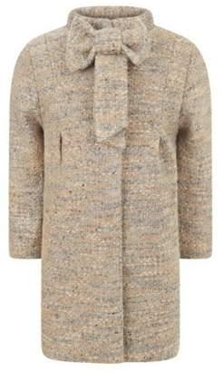 Patachou Girls Wool Coat