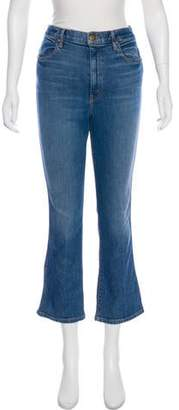 The Great Mid-Rise Straight-Leg Jeans