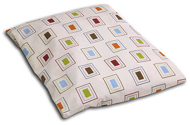 Crown Craft Kimberly Grant Kaleidoscope Crib Sheet