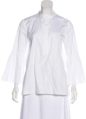 Tibi Long Sleeve Blouse