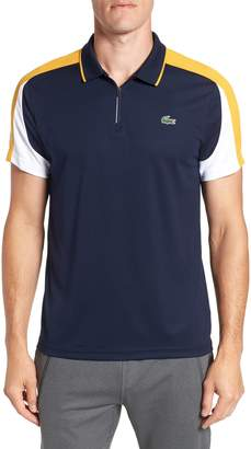 Lacoste Ultra Dry Colorblock Pique Polo