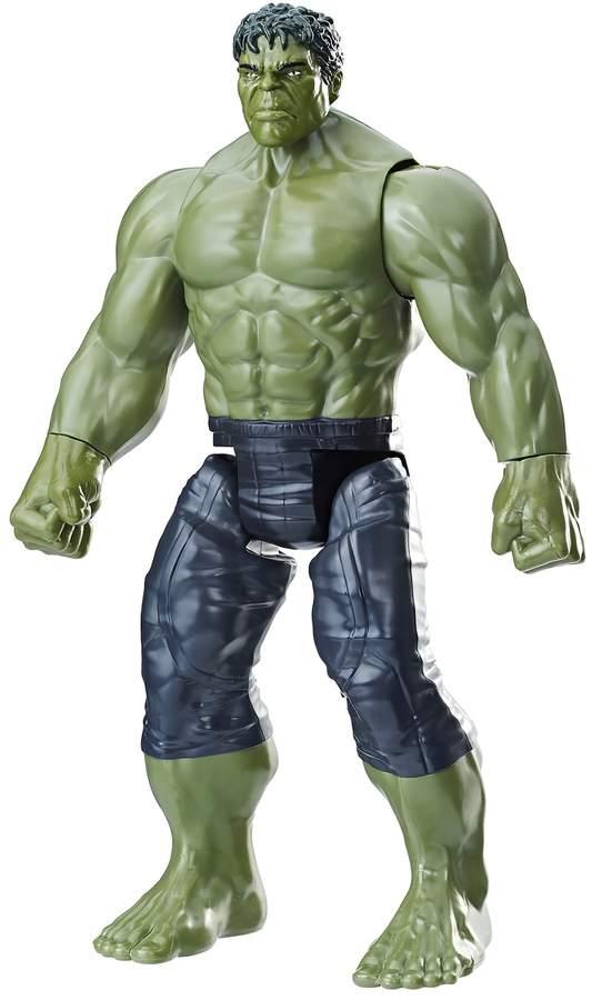 Marvel Avengers: Infinity War Titan Hero Series Hulk with Titan Hero Power FX Port by Hasbro