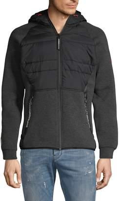 Superdry Logo Hooded Jacket
