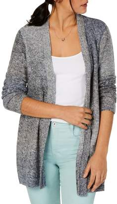 Style&Co. Style & Co. Ombre Open-Front Cardigan