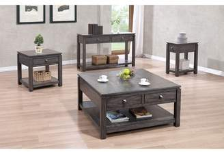 Gracie Oaks Climer Drawer Coffee Table
