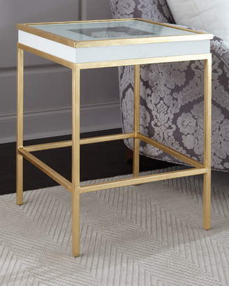 John-Richard Collection John Richard Collection Picture Frame Side Table