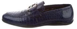 Harry's of London Downing Alligator Loafers