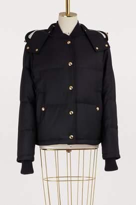 Thom Browne Hoodied down jacket