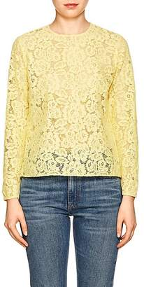 Barneys New York WOMEN'S CORDED LACE BLOUSE
