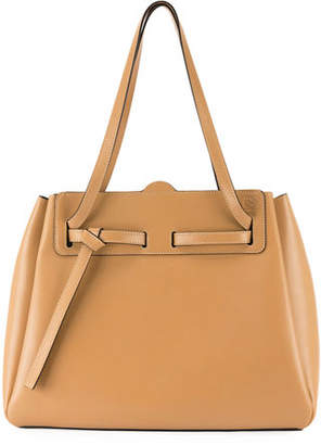 Loewe Lazo Mini Leather Top-Handle Bag