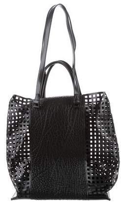 Helmut Lang Argon Leather Tote Bag