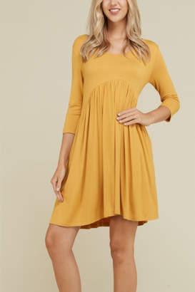 annabelle Everyday Knit Swing Dress