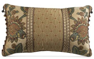 "Croscill Croscill Minka 20"" x 12"" Decorative Pillow"