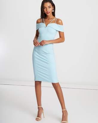 Ada Off-Shoulder Dress