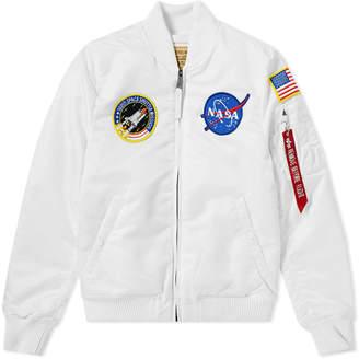 Alpha Industries MA-1 VF NASA Jacket