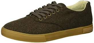 SeaVees Men's Hermosa Plimsoll Grayers Sneaker